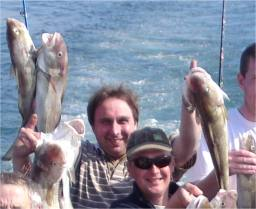 Cod Fishing Bonanza