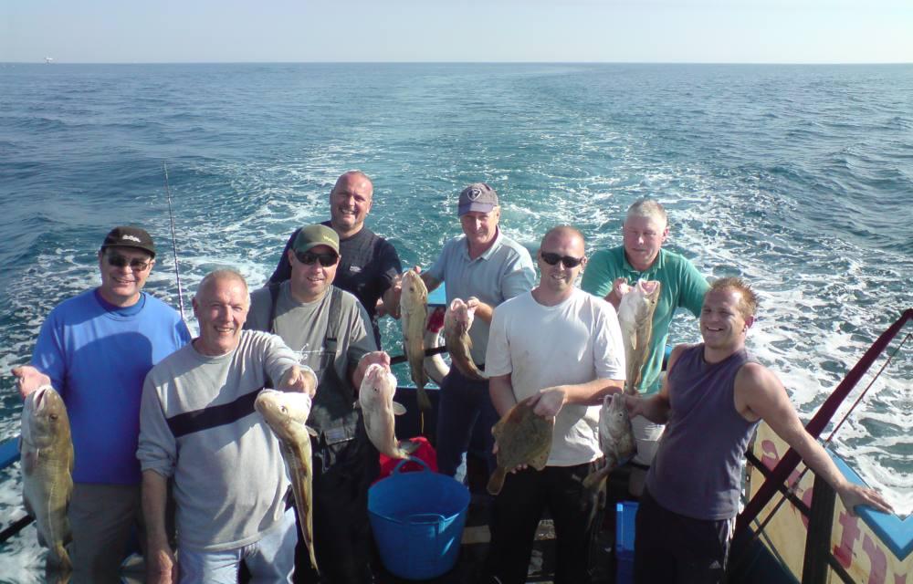 Fishing trip Summer